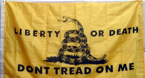 Don't Tread On Me/Liberty or Death Flag