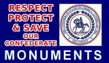 Respect Protect & Save Vinyl Decal