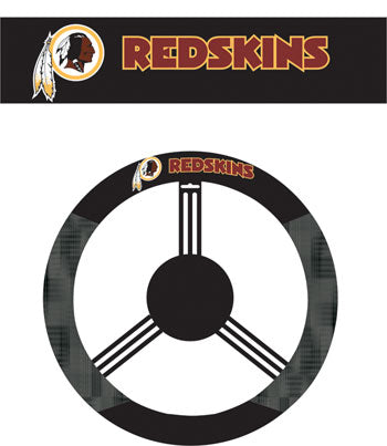 NFL Steering Wheel Cover Redskins