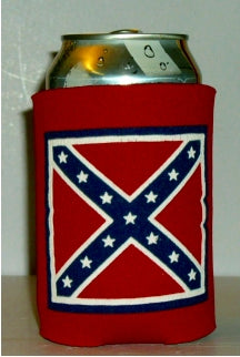Rebel Can Koozie