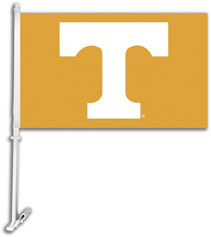NCAA Car Flags Tennesse