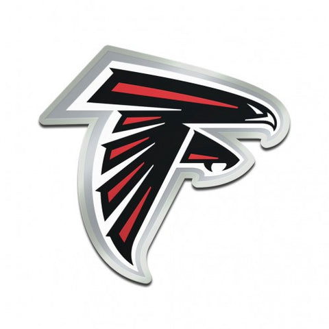Atlanta Falcons Acrylic Car Auto Emblem