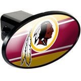 Washington Redskins Oval Trailer Hitch Cover