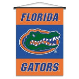 "28"" X 40"" NCAA Wall Banner Florida Gators"