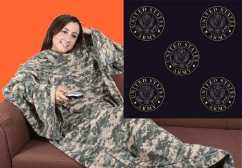 *Rothco Military Sleeved Blankets