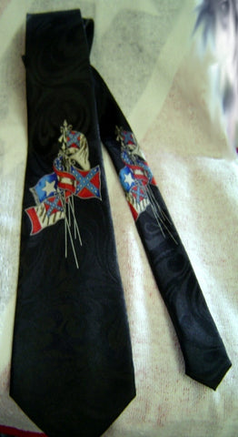 Confederate Flag Ties Steven Harris Collection