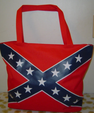 Rebel Tote Stars and Bars