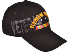3D Embroidered Vietnam Veteran