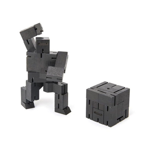 Ninja Moves With Cubebot
