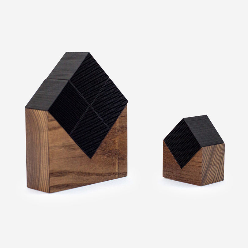 Chikuno Cube House Natural Air Purifier – Small