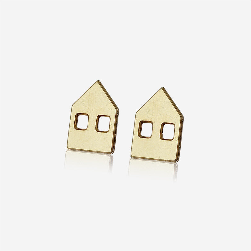 Copenhagen Post Earrings