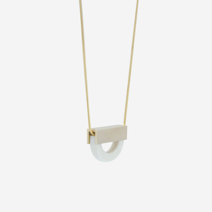 Forma n.4 Necklace