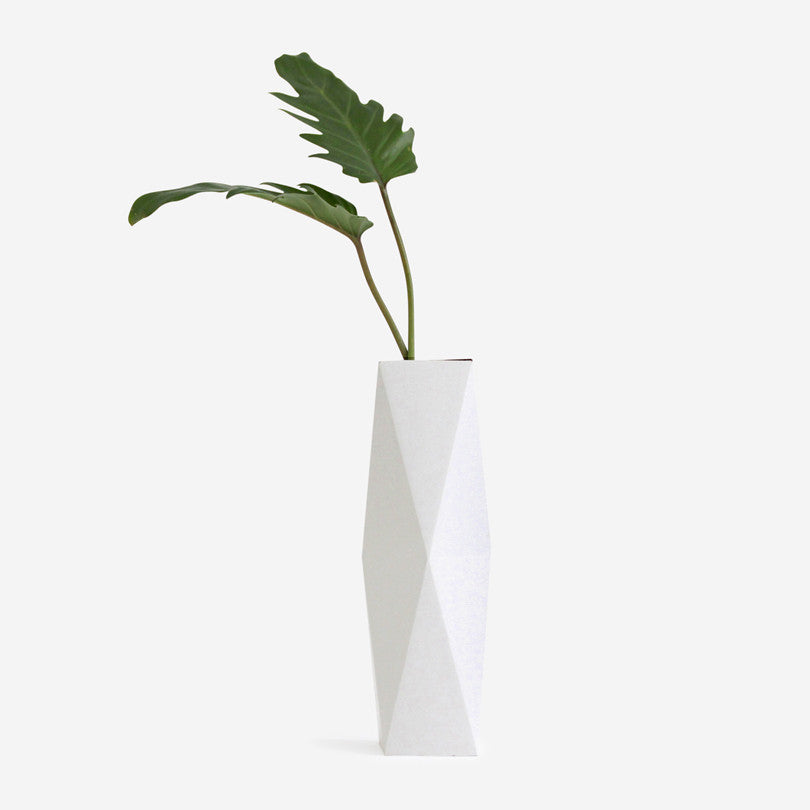 Snug.Vase High – White