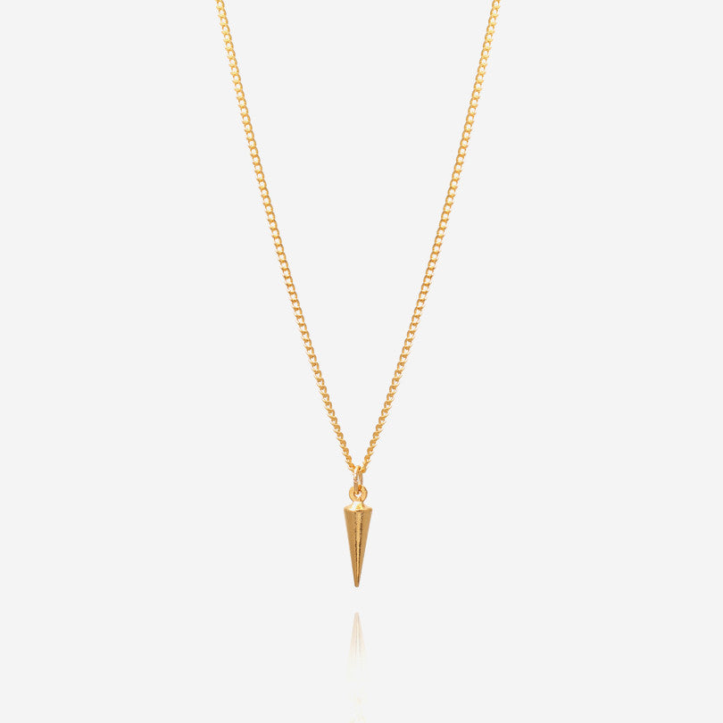Tiny Spike Necklace