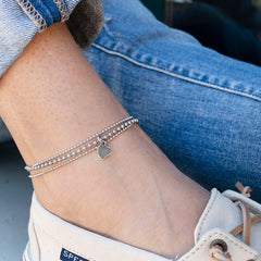 Free Beebee anklet with purchase
