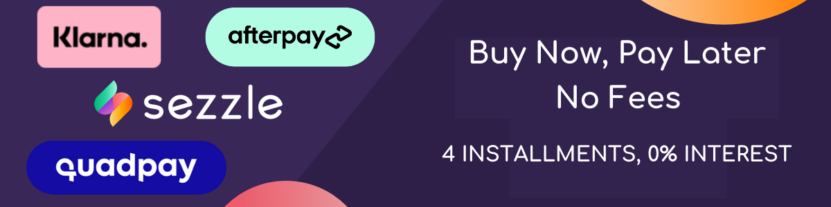 Shop now pay over time installment payments