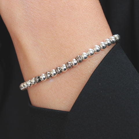 Arlington Adjustable Sterling Silver Bracelet