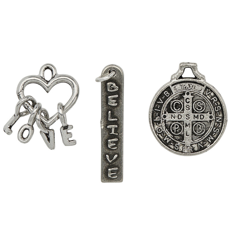 Believe in Love Charm Trio
