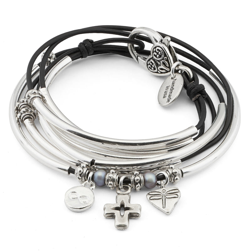 Charmer with Infinite Faith Charm Trio