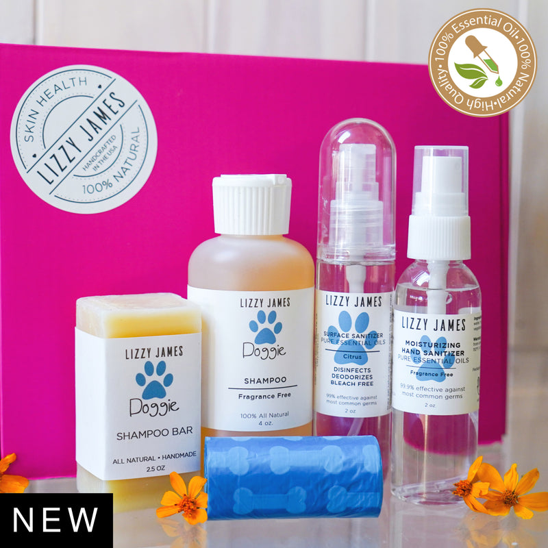 Dog Lover Organizer Gift Set