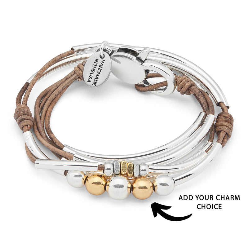 Gloria Add Your Charm Choice Bracelet