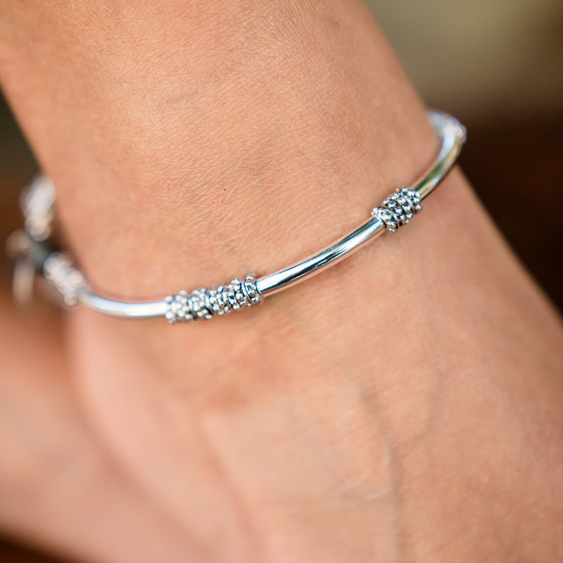 Kiko Anklet Add Your Charm Choice