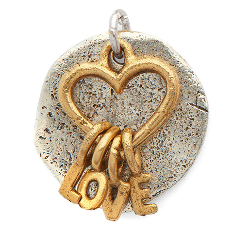 Love You Pendant