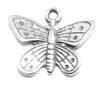 Medium Butterfly Charm for Lizzy James charm bracelets & necklaces