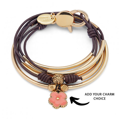 Shirley Gold Add Your Charm Choice
