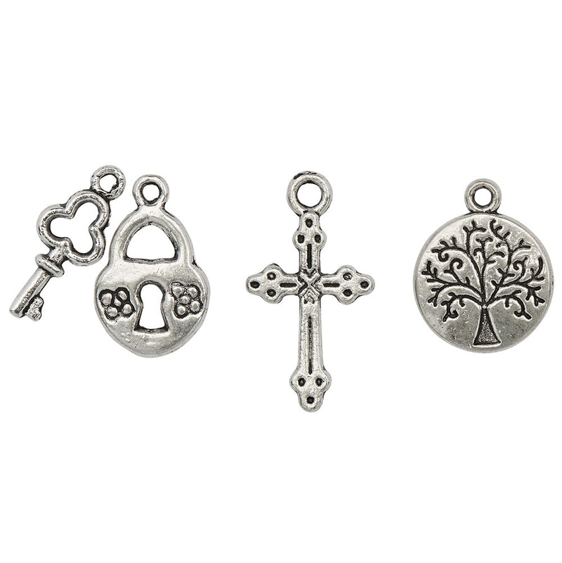 Trust in Growth Charm Trio