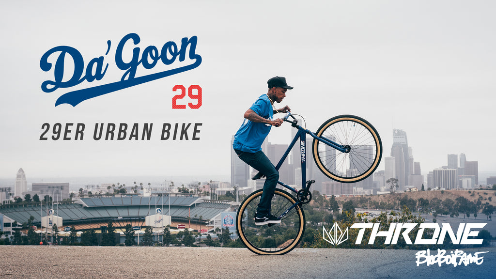 "BlocBoi Fame x Throne Cycles ""The Goon"""