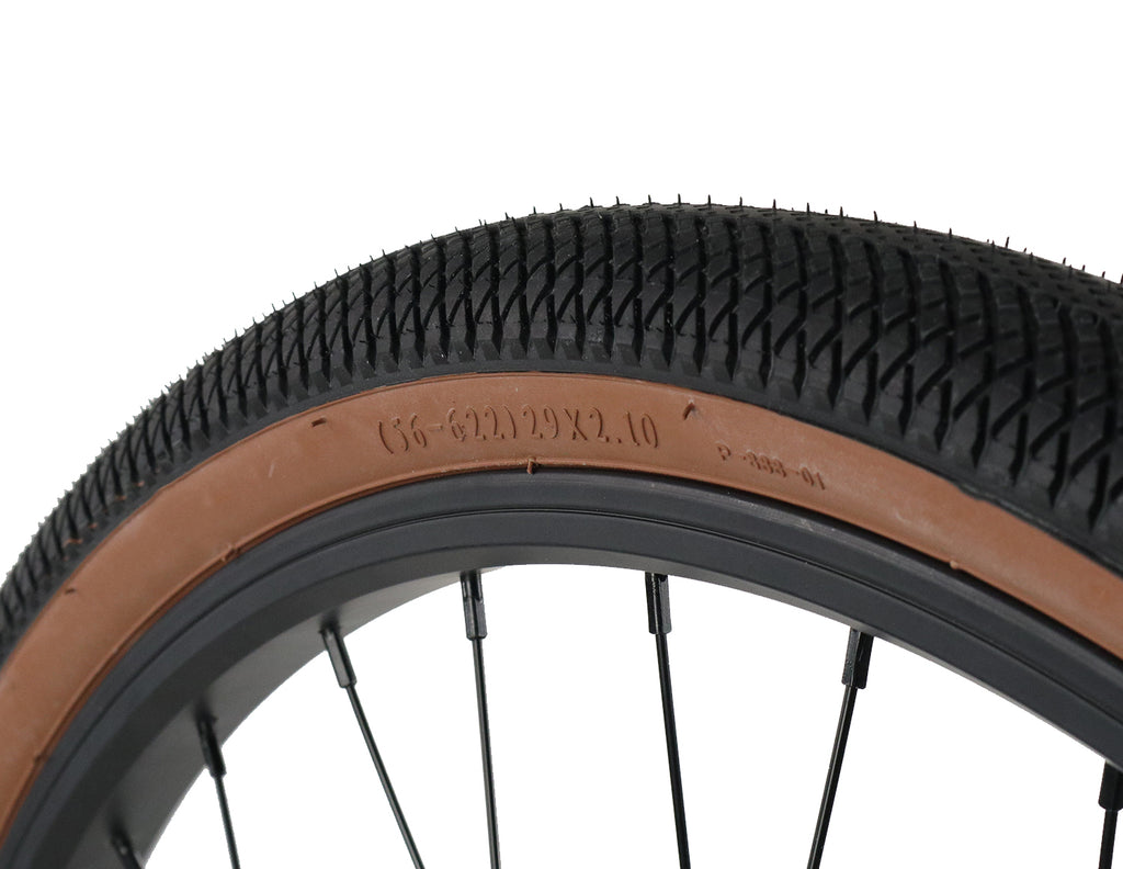 "Tires - 29"" X 2.10"" 30TPI Brown"