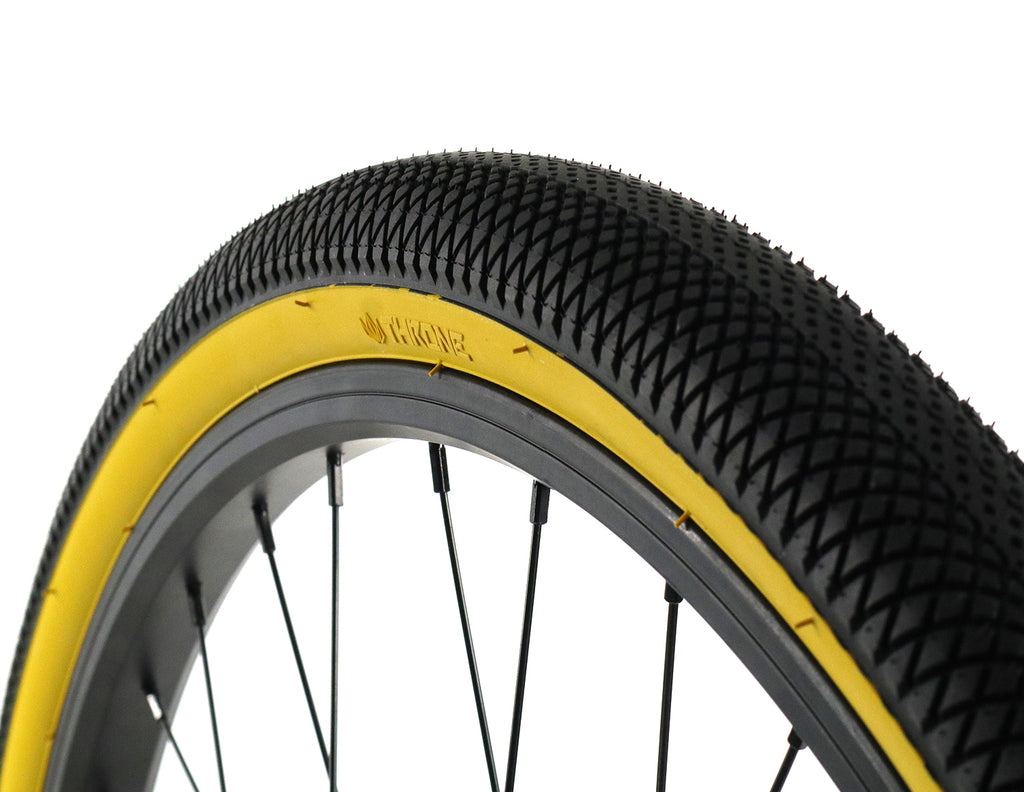 "Tires - 29"" X 2.10"" 30TPI Yellow"