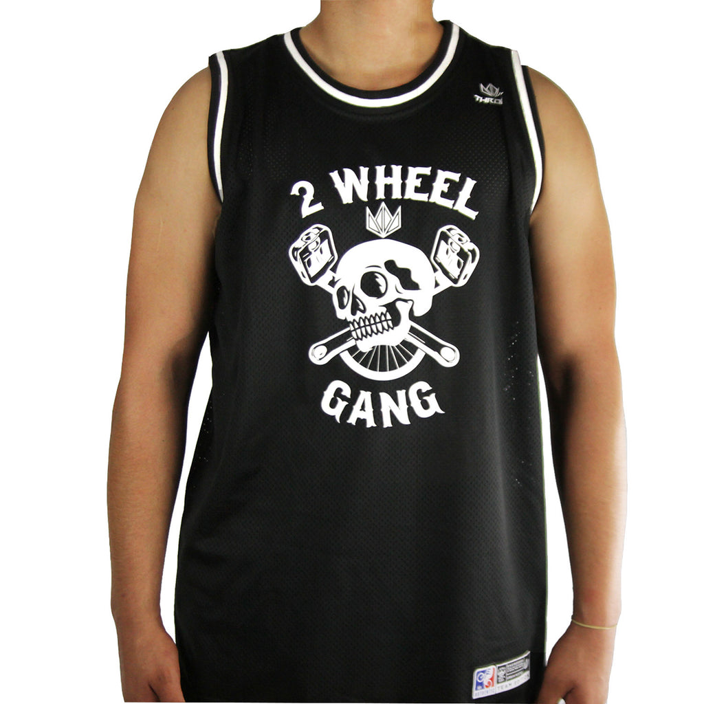 Throne X Two Wheel Gang Official Jersey