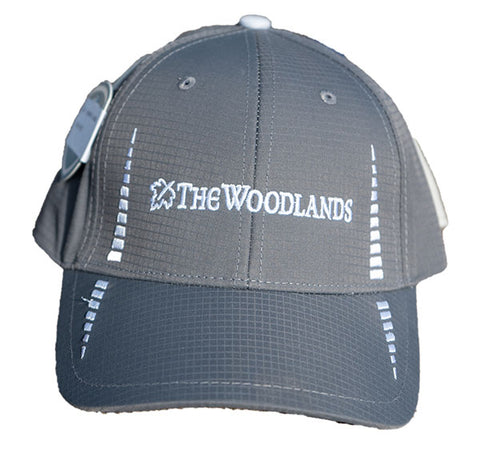 Golf Cap - One Size, Gray
