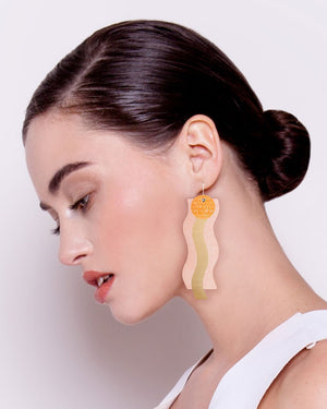 Juane Candice Perese Mega Stack Earrings