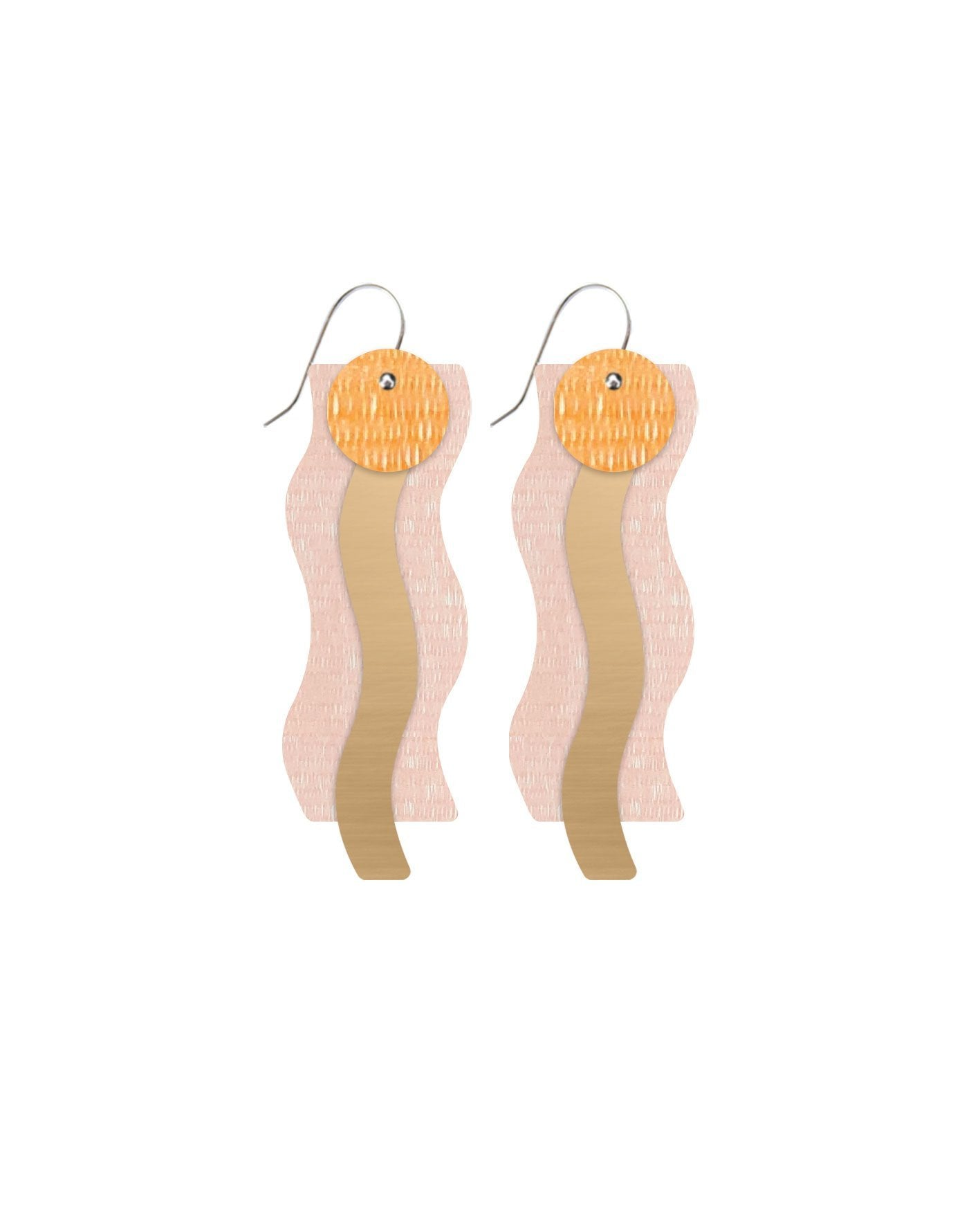 Juane Candice Perese Petite Stack Earrings