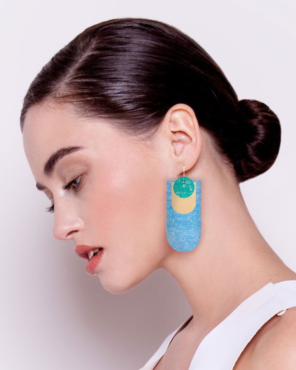 Mer Candice Perese Mega Stack Earrings