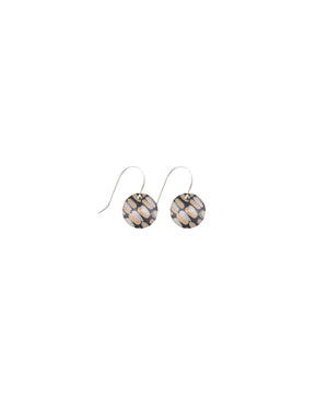 Community Miimi and Jiinda Small Circle Drop Earrings