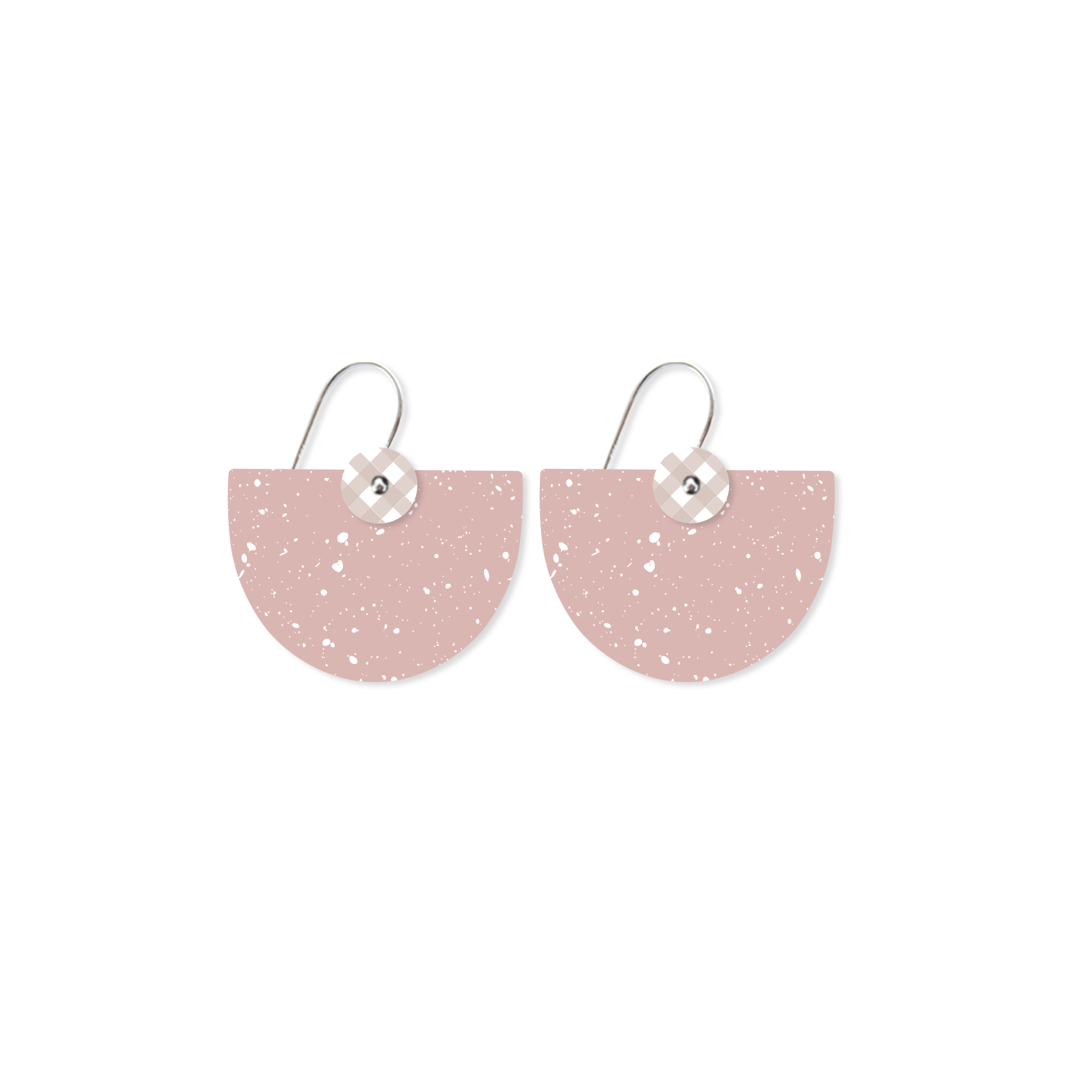 Date Night Layered Large Bell Drop Earrings