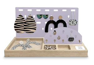 Signature Jewellery Organiser in Lavender