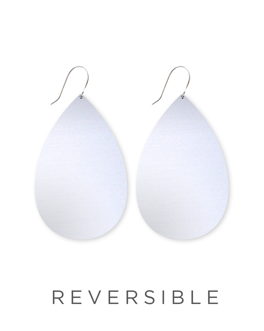 Speckles Pattern Big Tear Drop