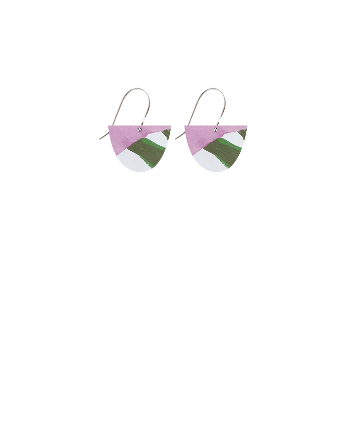 Wild Kate Mayes Small Bell Drop Earrings