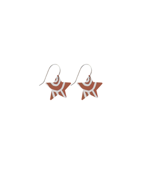 SPECIAL EDITION Storylines Miimi and Jiinda Small Star Drop Earrings
