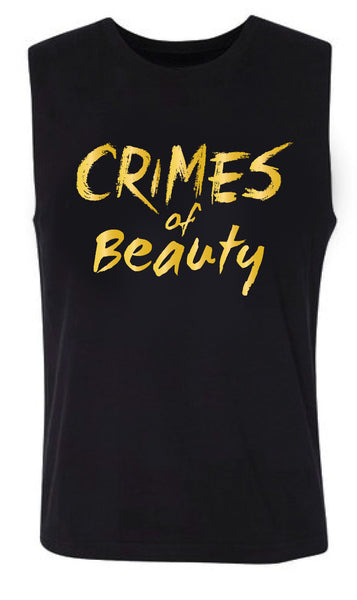 COB Women's Muscle Tank