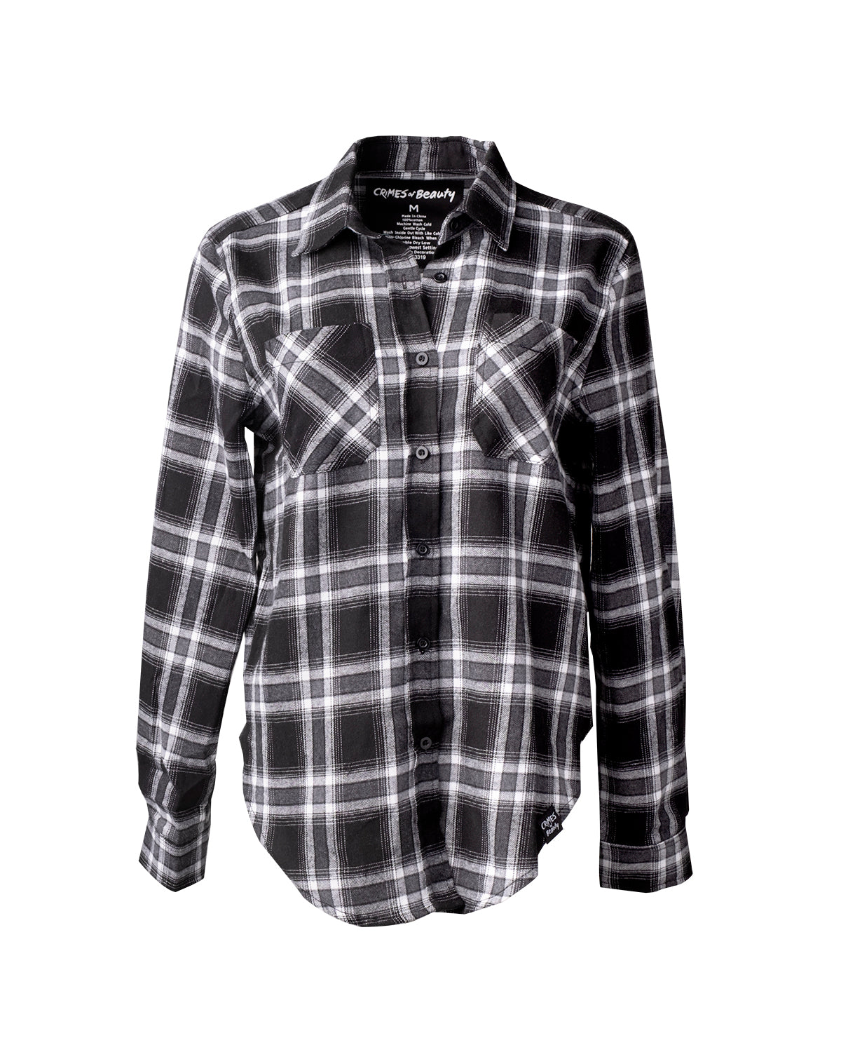 FLAWLESS HIGH LOW FLANNEL