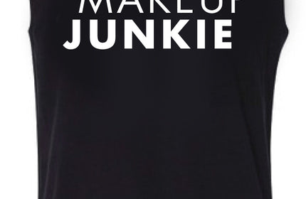 MAKEUP JUNKIE Women's Muscle Tank