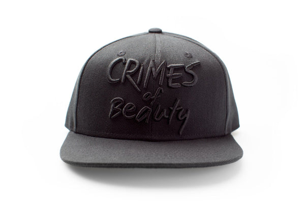 SNAPBACK HAT CRIMES OF BEAUTY