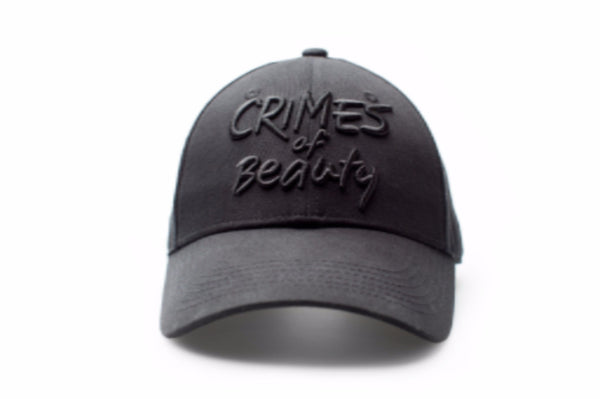 BASEBALL CAP Crimes of Beauty