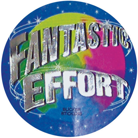 #293 Fantastic Effort Stickers